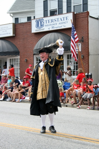 Squire Frederick - Catonsville Fourth of July Parade
