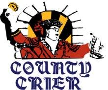 County Crier Logo