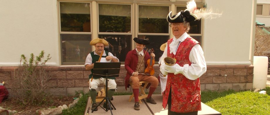 Squire Frederick Proclamation - Banneker Museum