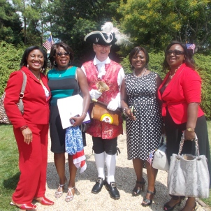 DSCN9159 Naturalization Ceremony - July 4th 2014 - Paca House Annapolis MD